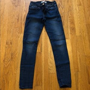 Flying Money high rise jeans size 25